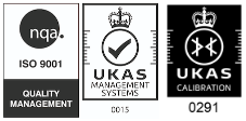 UKAS and ISO certifications